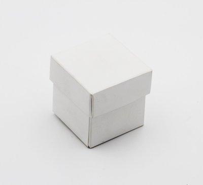 Scatolo f/c lino bianco confezioni da pz. 25