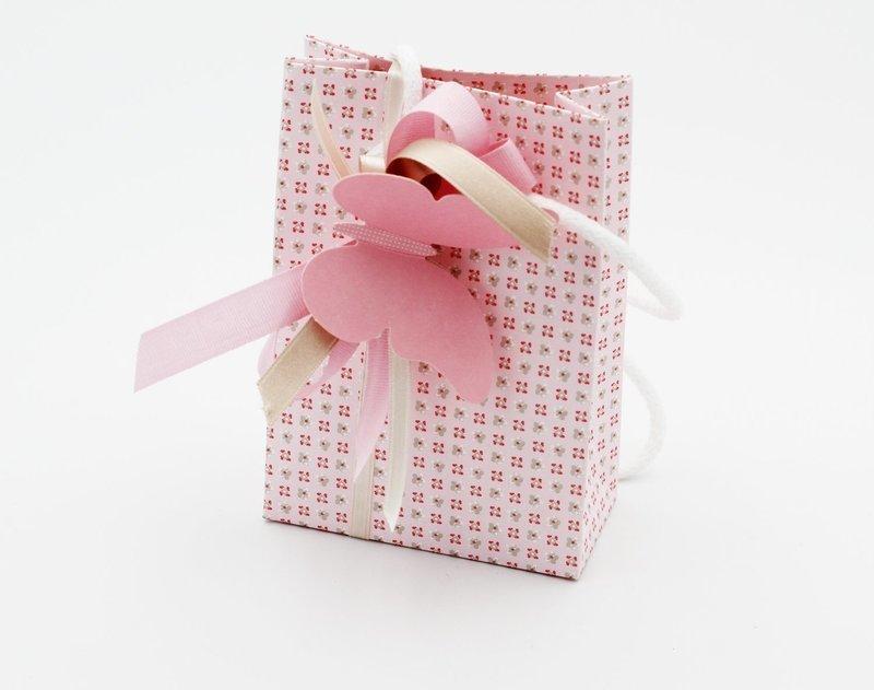 Scatolo shopper box bloom confezioni da pz. 10