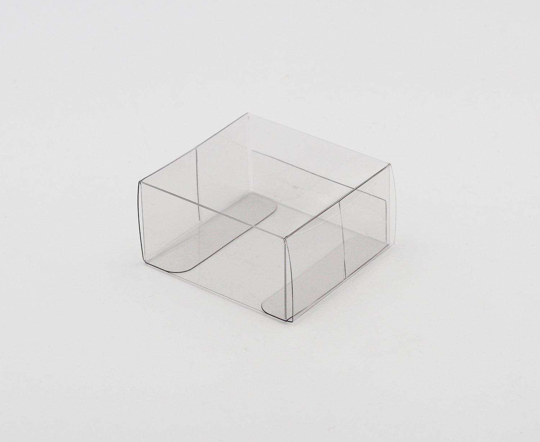 Scatolo trasparente confezioni da pz. 25