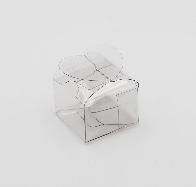 Scatolo trasparente confezioni da pz. 10