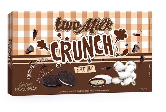 Maxtris Two Milk crunch biscottino