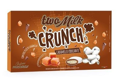 Maxtris Two Milk crunch caramello croccante