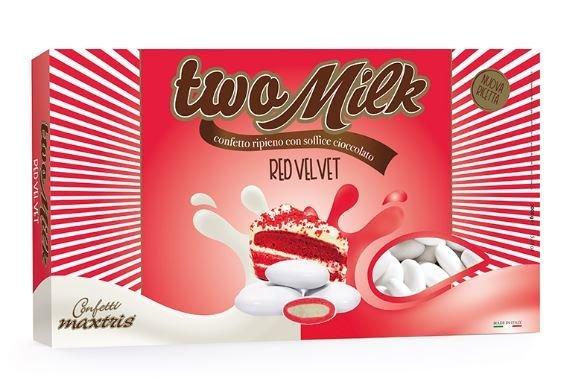 Maxtris Two Milk red velvet