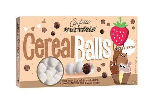 Maxtris Cereal balls bianchi