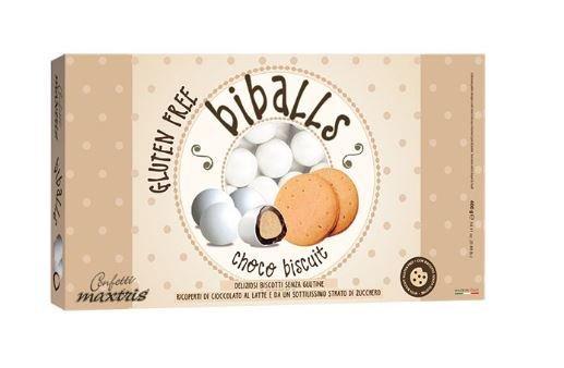 Maxtris Biballs Bianco