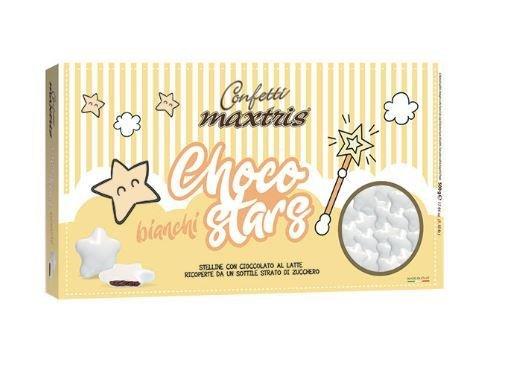 Maxtris Choco stars bianchi