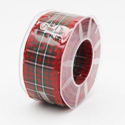 Nastro raso scozzese mm.40