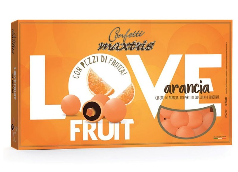Maxtris Love Fruit Arancia