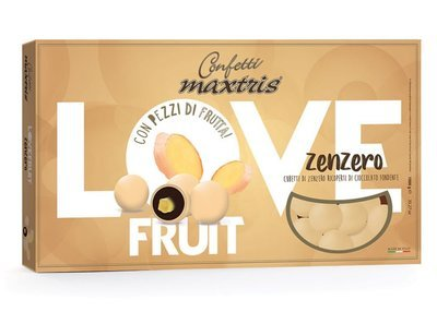 Maxtris Love Fruit Zenzero