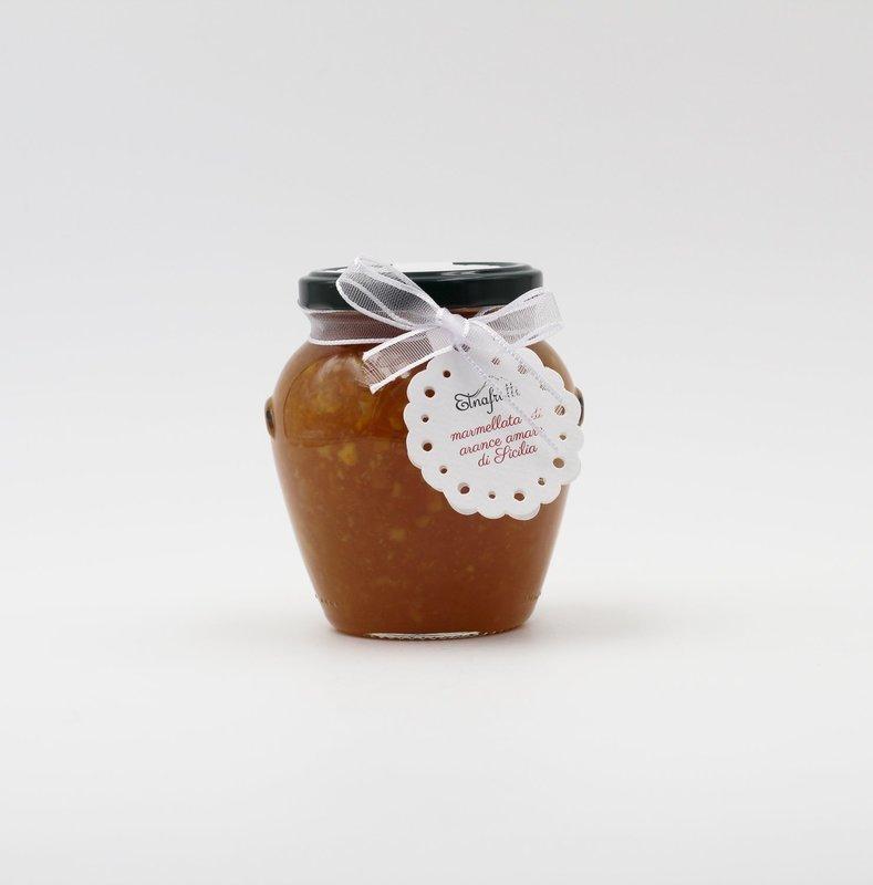 Marmellata di arancie amare di sicilia