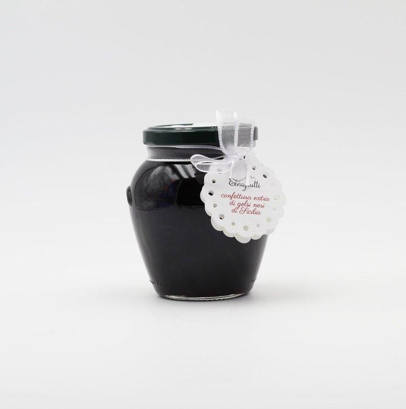 Confettura extra gelsi neri di sicilia