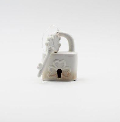 Bomboniera Ilary Queen lucchetto con chiave Pz.1