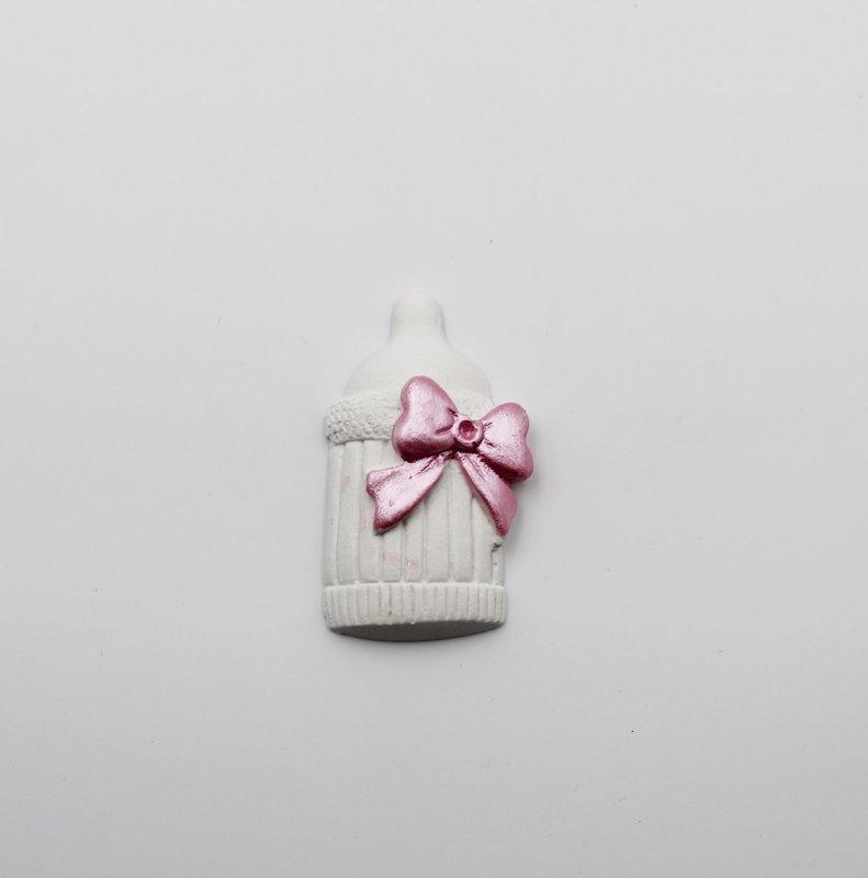 Gessetto biberon rosa  Pz.10