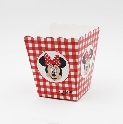 Vaso party minnie e mickey  Pz.10