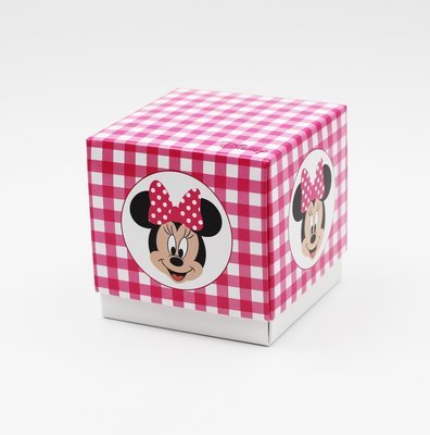 Cubo fleur party minnie e mickey Pz.10
