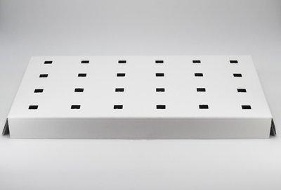 Inserto in cartone white per 24 coni white Pz.1