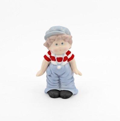 Bomboniera Ilary Queen Bimbo con berretto Pz.1