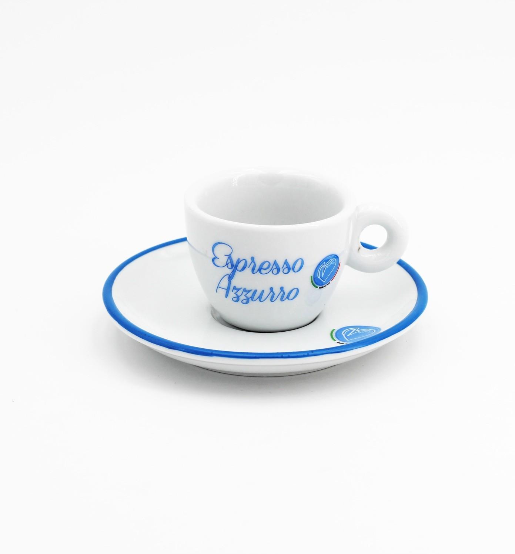 Bomboniera tazza caffè con piattino Pz.1