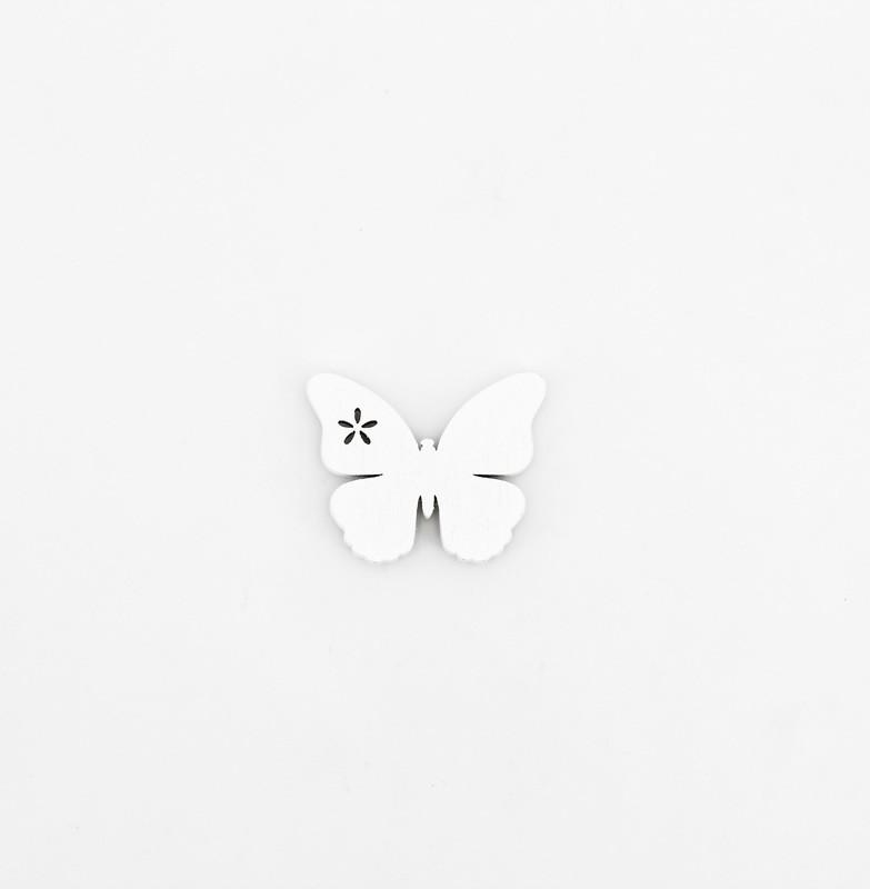 Set 12 farfalle con adesivo Pz. 1