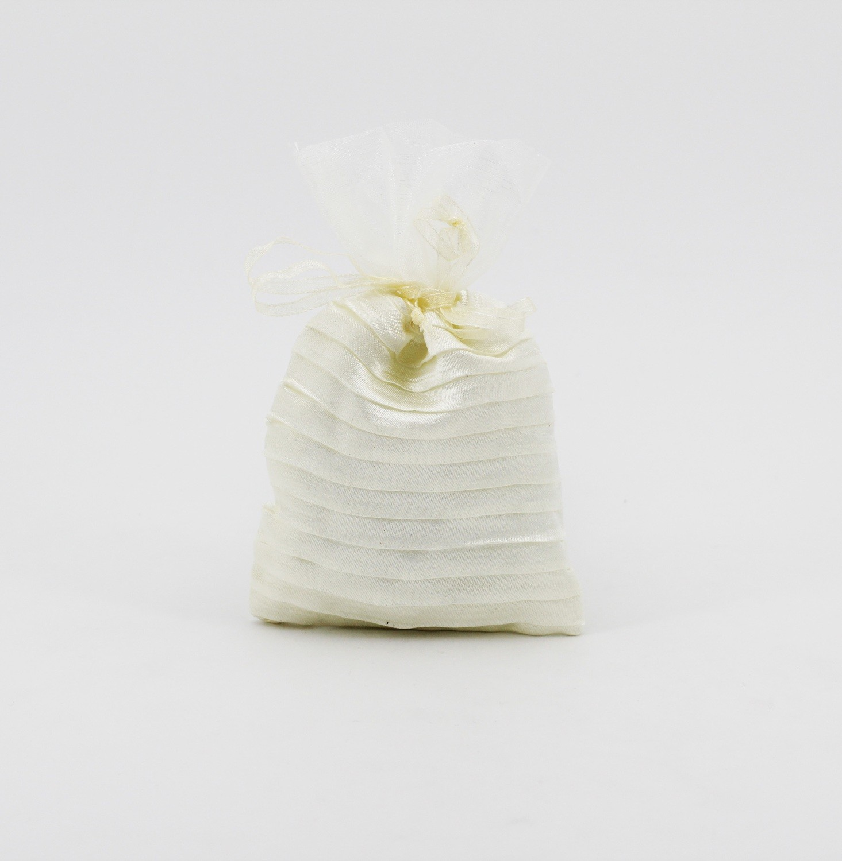 Sacchetto bianco piccolo balze Pz. 25