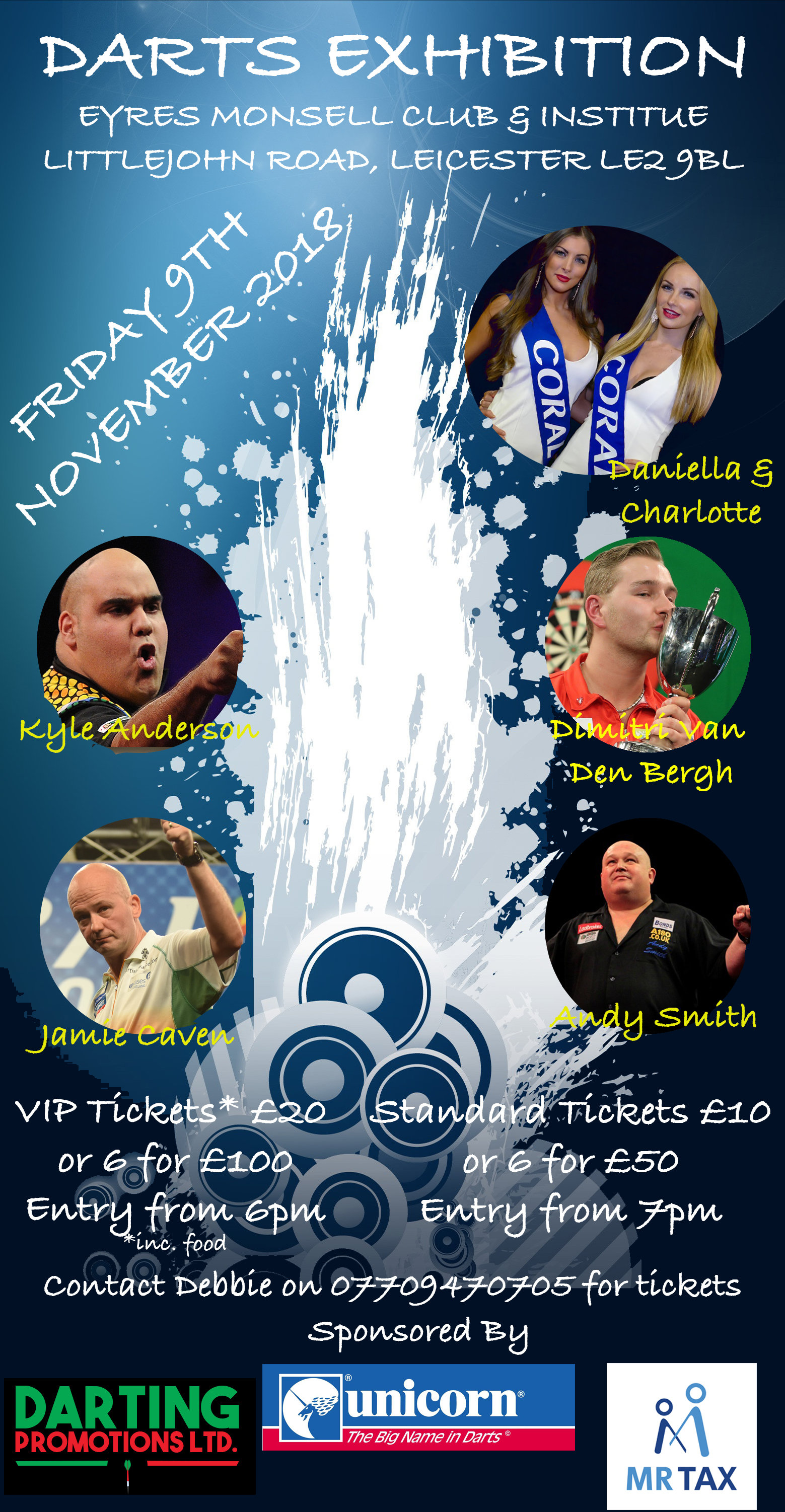 Standard - Darts Exhibition 9th November 2018 00010