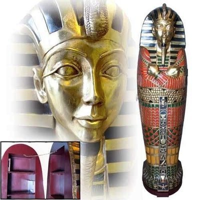 Egyptian Sarcophagus - King