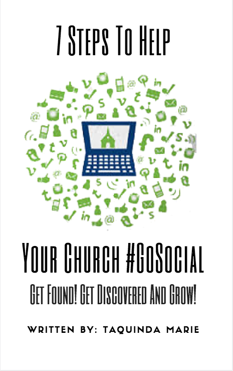 7 Step To Help Your Church #GoSocial 00002
