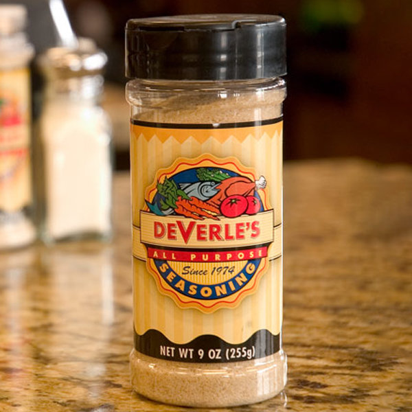 Deverle's All Purpose Seasoning