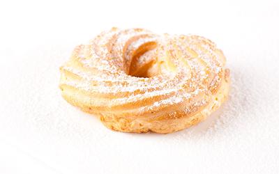 Пирожное Творожное колечко