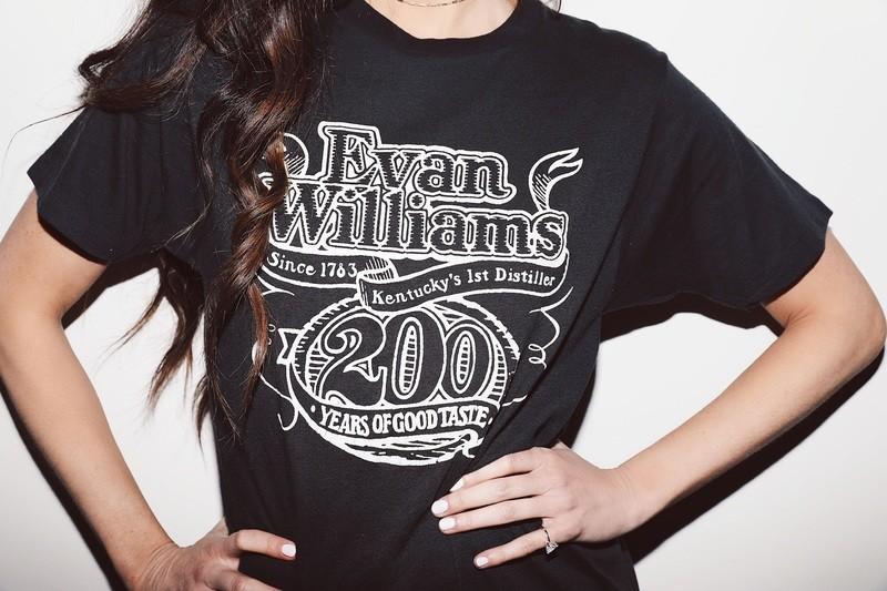 Evan Williams Vintage Tee