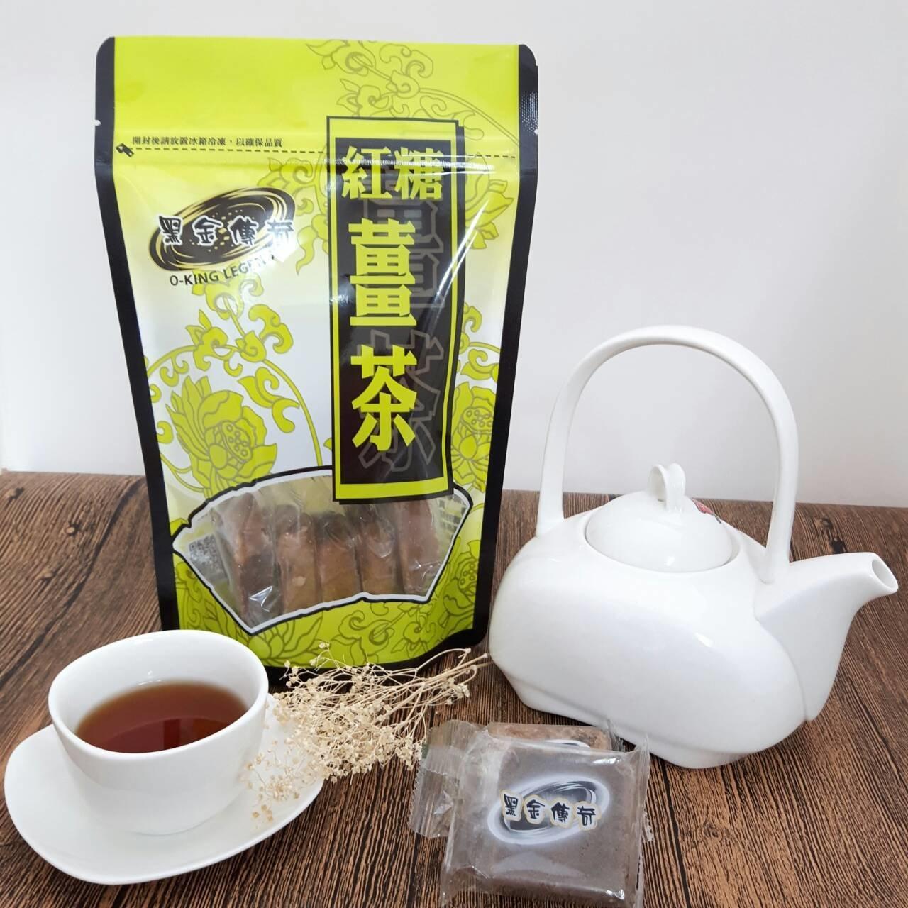 紅糖薑茶364G