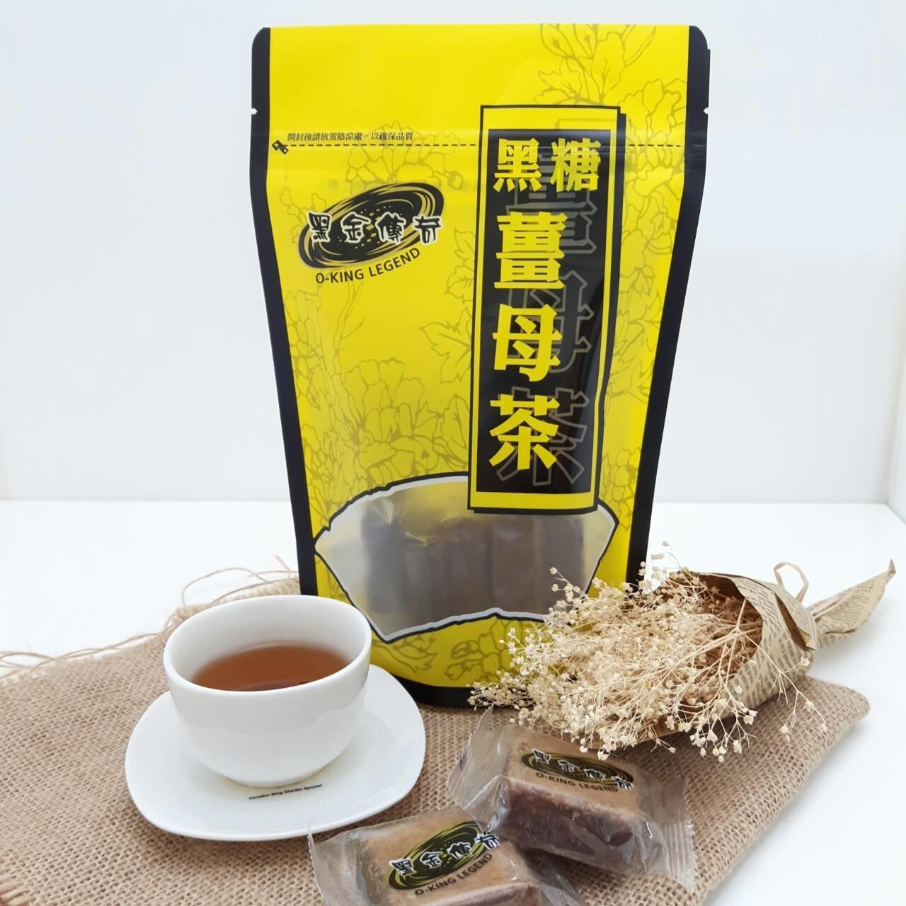 黑糖薑母茶(四合一)系列