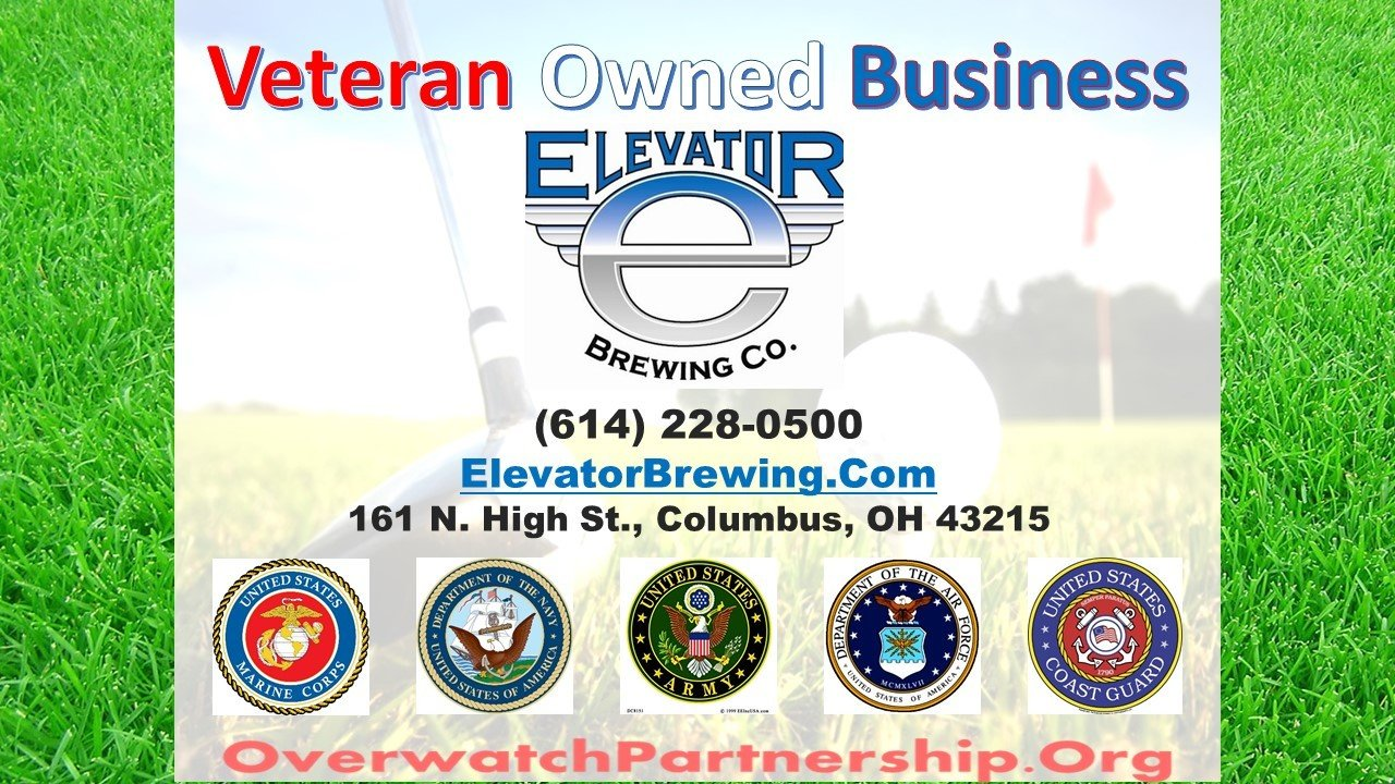Veteran Owned Business Sign-VOB