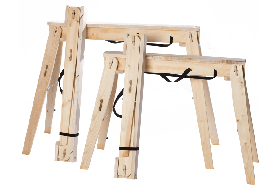 Standard Pair of Sawhorses 1004