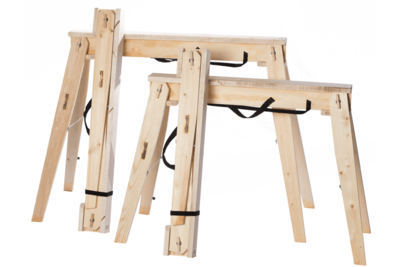 Worlds Best Folding Sawhorses Hide A Horse Foldable Sawhorses