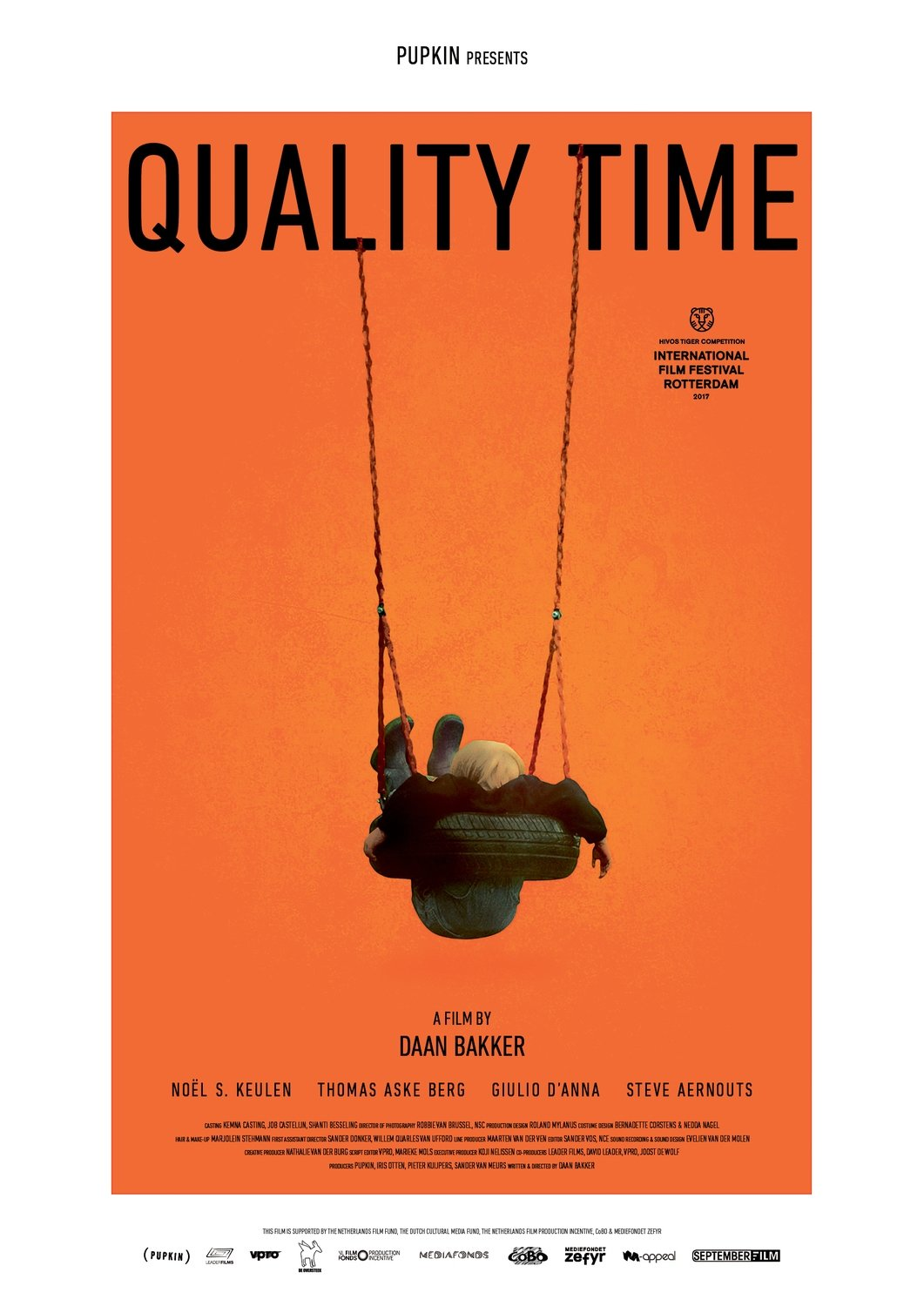 DVD - Quality Time (international version)