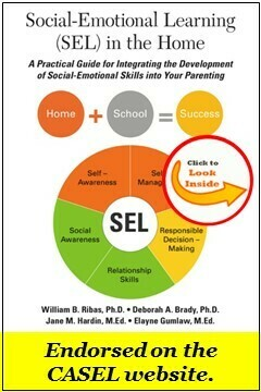 SEL in the Home: Author Book Group: Online The price includes a copy of the national best selling and CASEL endorsed book of the same name. A program for parents and educators.