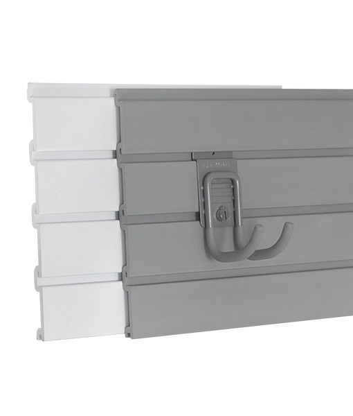 StoreWALL Basic Duty Wall Panel Carton (Grey) (1219mm)