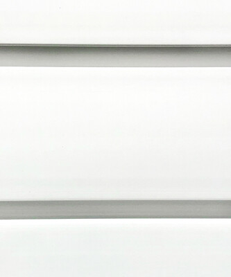 Standard Duty Wall Panel Bundle (Brite White) (2438mm)