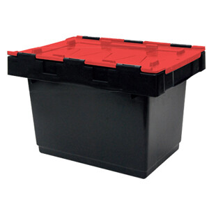 Heavy Duty Storage and Recycle Tote (34L)
