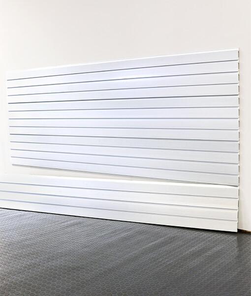 Standard Duty 3 Wall Panel Bundle (Brite White) (2438mm)
