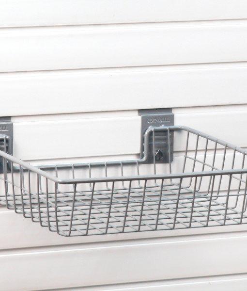 Square Shallow Basket BSK-SHAL-MED