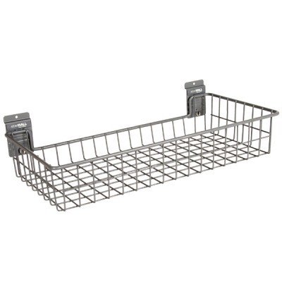 StoreWALL Heavy Duty Shallow Basket BSK-HDSHAL