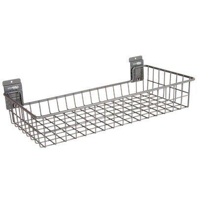 StoreWALL Heavy Duty Shallow Basket