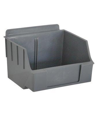 StoreWALL Grey Slot Bin