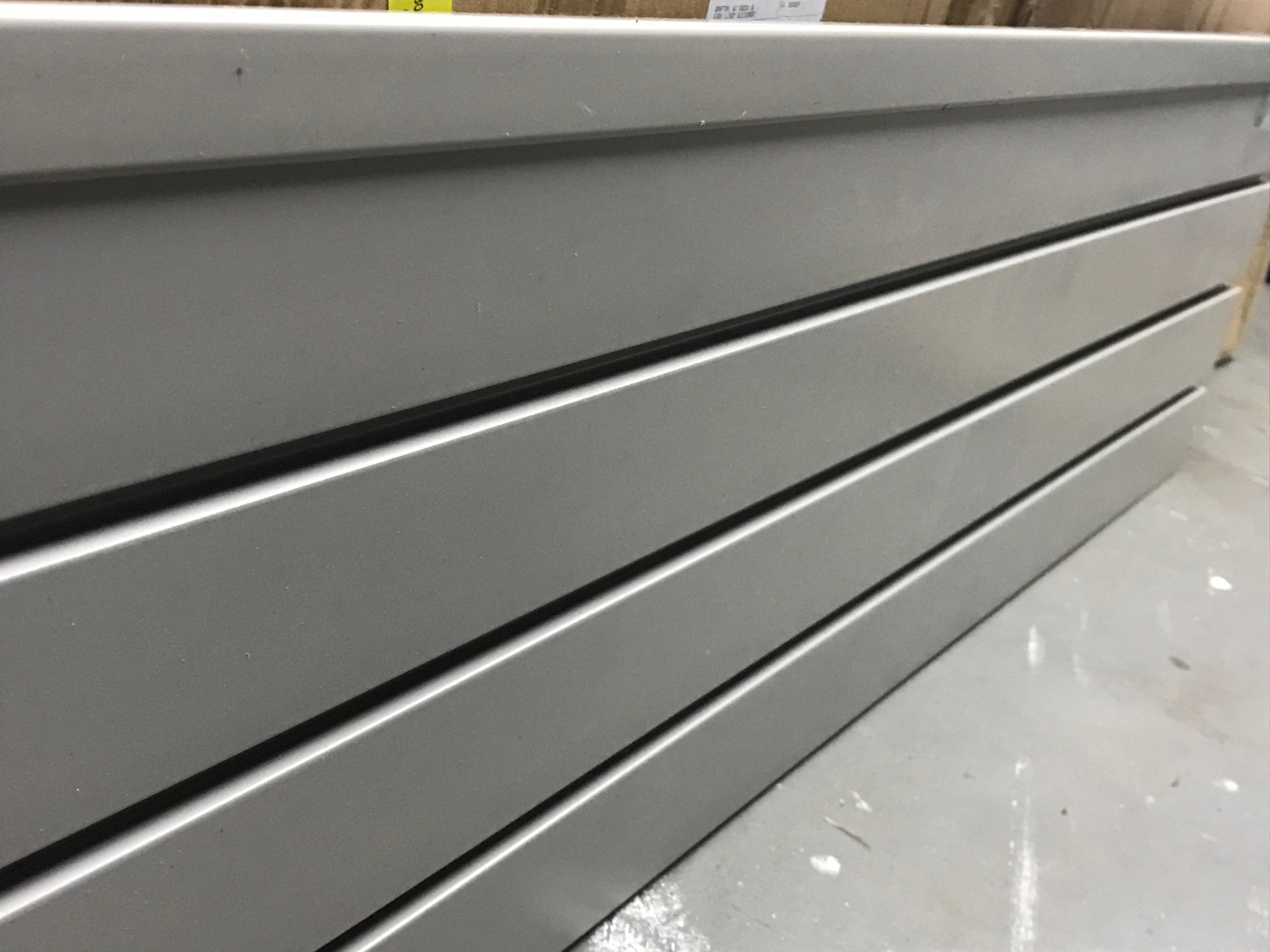 StoreWALL Standard Duty Wall Panel (1219mm) - Single Panel 00041