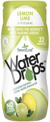 SweetLeaf Stevia Lemon Lime Water Drops (64ml)
