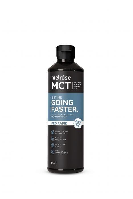 Melrose MCT Oil Pro Rapid (250ml)