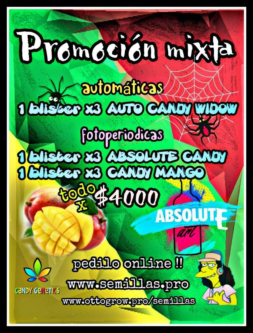 Promocion Mix