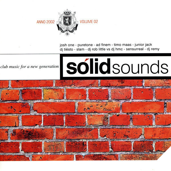 Sólid Sounds Anno 2002 Volume 02 (SOLD OUT) 00001